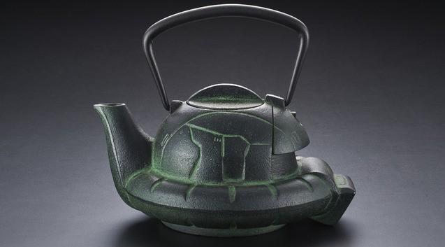 吉翁褶款茶壶类扎古文创产品周边你喜欢吗?